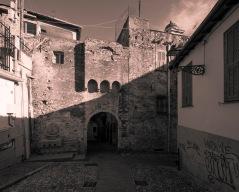 Porta San Giuseppe, Sanremo, Pigna, Centro storico