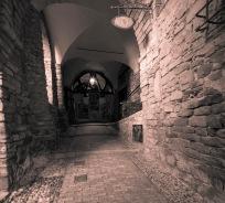 Rivolte di San Sebastiano, Sanremo, Pigna, Centro storico