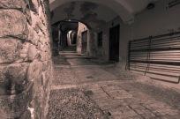 Rivolte di San Sebastiano1, Sanremo, Pigna, Centro storico