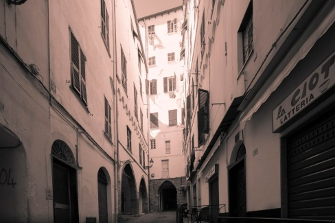 Sanremo, Pigna, Centro storico